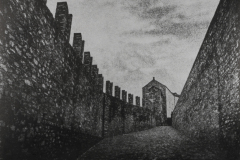 """Castlegrande, Bellinzona Ticino"" © David Aimone. Offered by GALLERY5X7."
