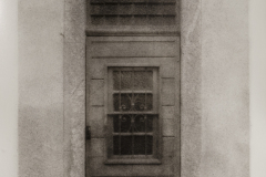 """Italian Doorway, Version 2"" © David Aimone. Offered by GALLERY5X7."