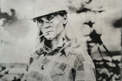 """Miner"" © David Heger. Offered by GALLERY5X7."