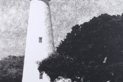 """Ocracoke Island Light"" © WJ Eastman.   Offered by GALLERY5X7."